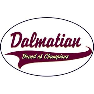 Dalmatian T-Shirt - Breed of Champions