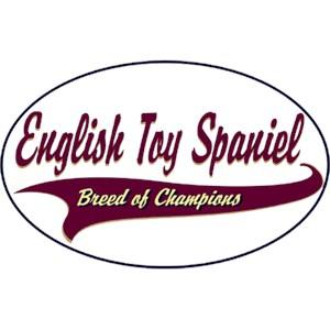 English Toy Spaniel T-Shirt - Breed of Champions