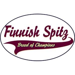 Finnish Spitz T-Shirt - Breed of Champions