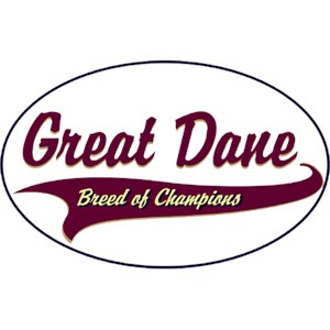 Great Dane T-Shirt - Breed of Champions