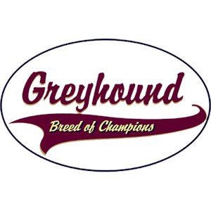 Greyhound T-Shirt - Breed of Champions
