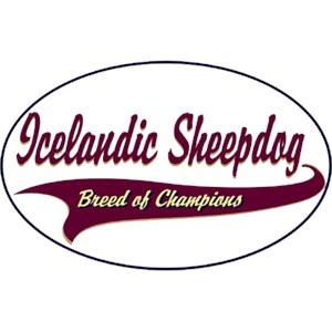 Icelandic Sheepdog T-Shirt - Breed of Champions