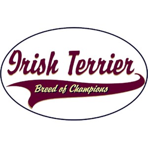 Irish Terrier T-Shirt - Breed of Champions