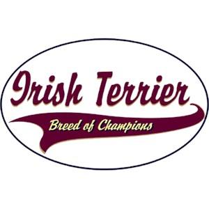 Irish Terrier T-Shirt - Breed of Champions