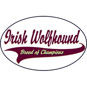 Irish Wolfhound T-Shirt - Breed of Champions