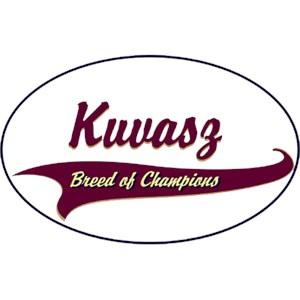 Kuvasz T-Shirt - Breed of Champions