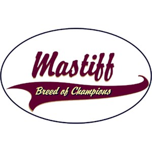 Mastiff T-Shirt - Breed of Champions