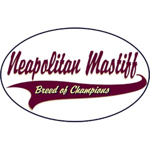 Neapolitan Mastiff T-Shirt - Breed of Champions