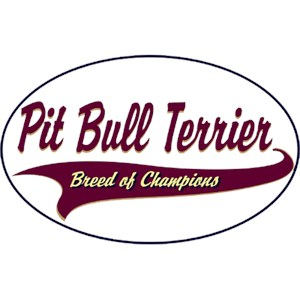 Pit Bull Terrier T-Shirt - Breed of Champions