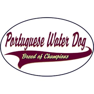 Portuguese Water Dog T-Shirt - Breed of Champions