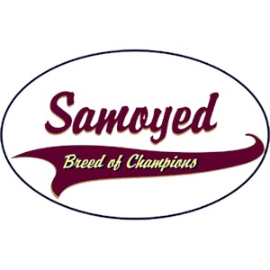 Samoyed T-Shirt - Breed of Champions