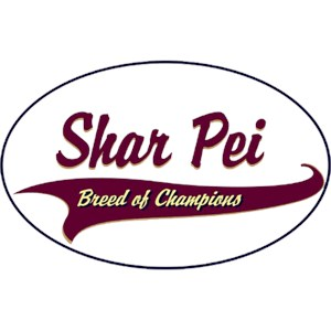 Shar Pei T-Shirt - Breed of Champions