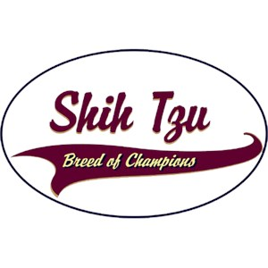 Shih Tzu T-Shirt - Breed of Champions