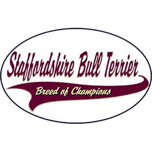 Staffordshire Bull Terrier T-Shirt - Breed of Champions