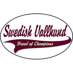 Swedish Vallhund T-Shirt - Breed of Champions