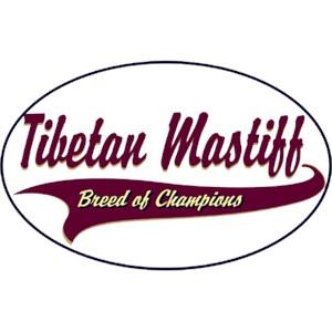 Tibetan Mastiff T-Shirt - Breed of Champions