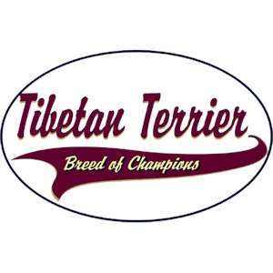 Tibetan Terrier T-Shirt - Breed of Champions