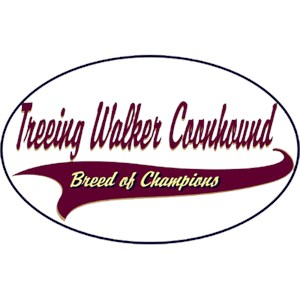 Treeing Walker Coonhound T-Shirt - Breed of Champions