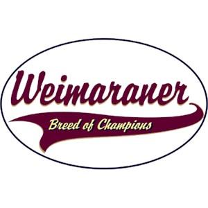 Weimaraner T-Shirt - Breed of Champions