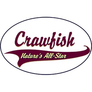 Crawfish T-Shirt - Breed of Champions