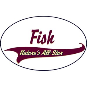 Fish T-Shirt - Natures All Star