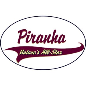 Piranha T-Shirt - Breed of Champions