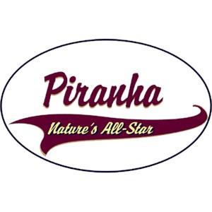 Piranha T-Shirt - Breed of Champions