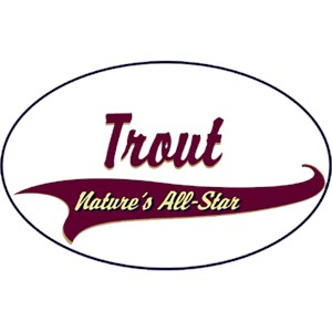 Trout T-Shirt - Breed of Champions