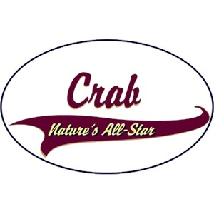Crab T-Shirt - Breed of Champions