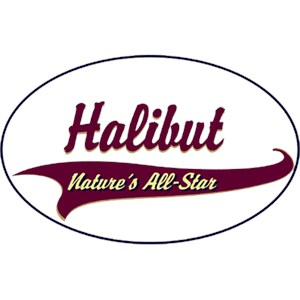 Halibut T-Shirt - Breed of Champions