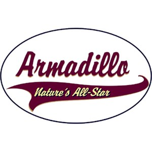 Armadillo T-Shirt - Breed of Champions
