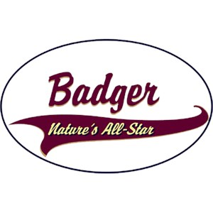 Badger T-Shirt - Breed of Champions