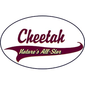 Cheetah T-Shirt - Breed of Champions