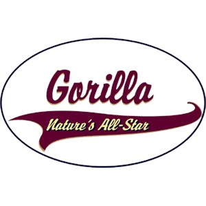 Gorilla T-Shirt - Breed of Champions