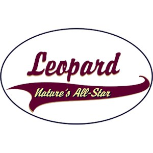 Leopard T-Shirt - Breed of Champions