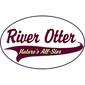 River Otter T-Shirt - Breed of Champions