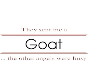 Goat T-Shirt - Other Angels