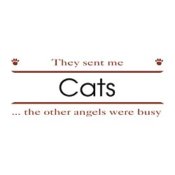 Cats T-Shirt - Other Angels