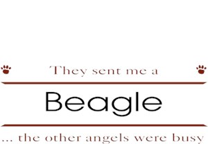 Beagle T-Shirt - Other Angels