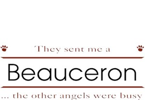 Beauceron T-Shirt - Other Angels