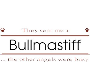 Bullmastiff T-Shirt - Other Angels
