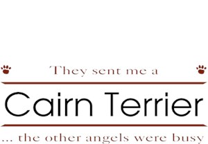 Cairn Terrier T-Shirt - Other Angels