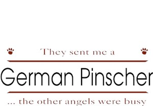 German Pinscher T-Shirt - Other Angels