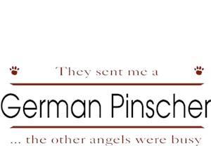 German Pinscher T-Shirt - Other Angels
