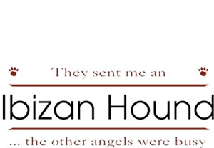 Ibizan Hound T-Shirt - Other Angels