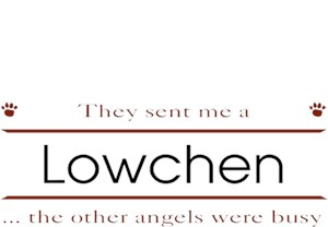 Lowchen T-Shirt - Other Angels