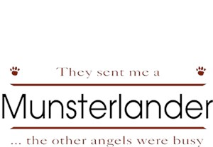 Munsterlander T-Shirt - Other Angels