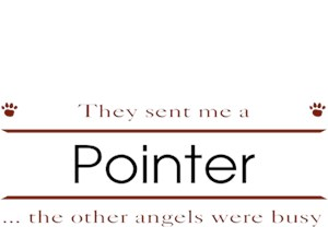 Pointer T-Shirt - Other Angels