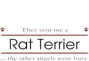 Rat Terrier T-Shirt - Other Angels