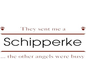 Schipperke T-Shirt - Other Angels